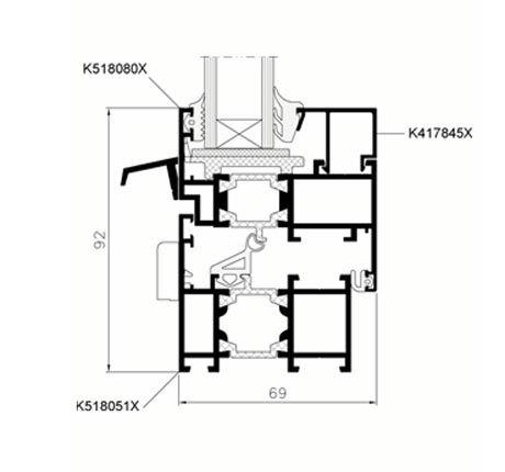 alu mb 70 fen tre alu pas cher sur mesure en direct de pologne fp fen tre. Black Bedroom Furniture Sets. Home Design Ideas